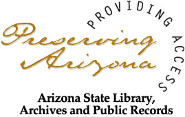 Go to Arizona State Library webpage