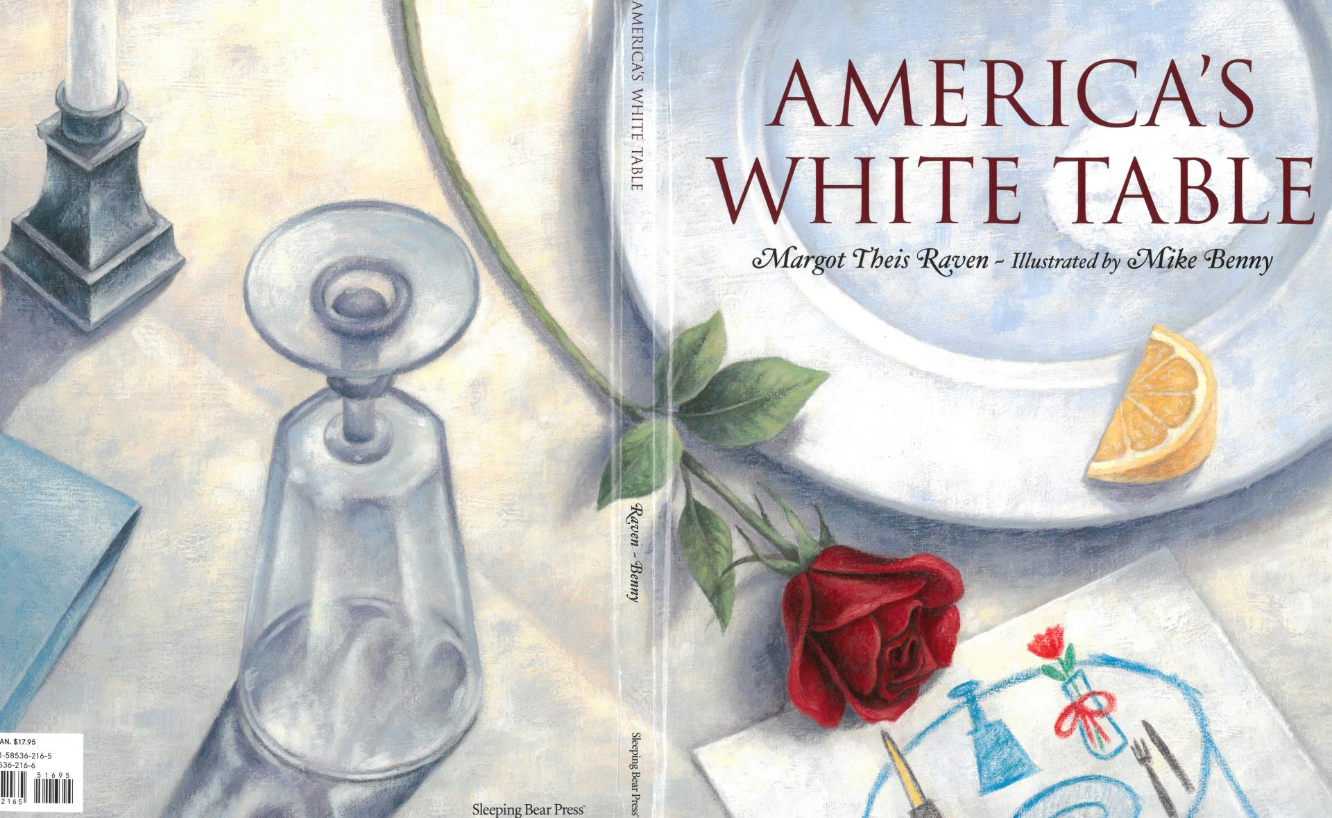America's White Table Cover Page