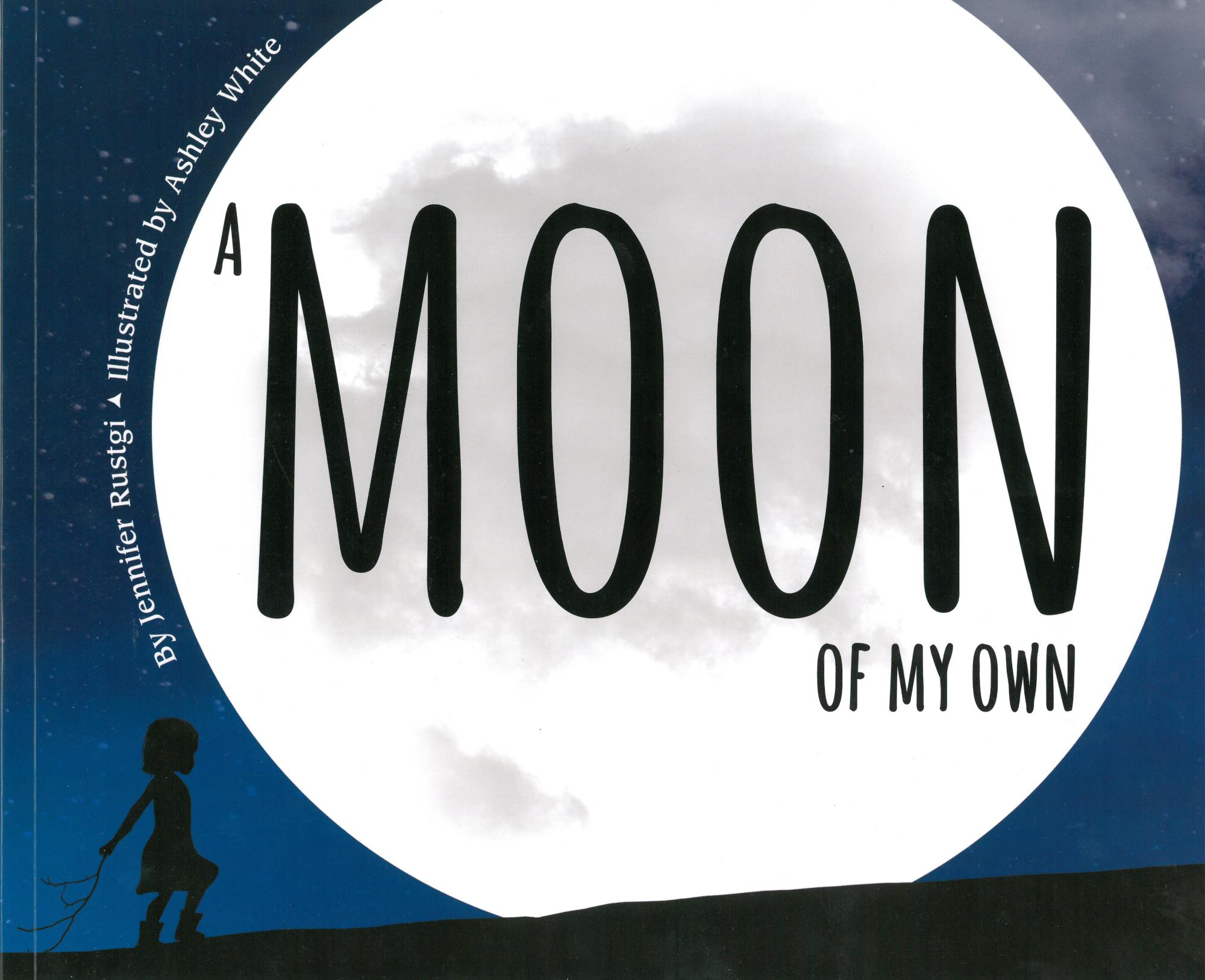 Moon of My Own FrontCover