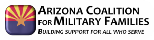 Arizona Coalition for Military Families Logo